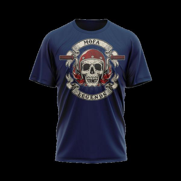 """ORIGINAL """"Mofalegends"""" Skull T-Shirt"""